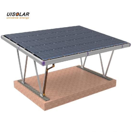 waterproof carport solar system